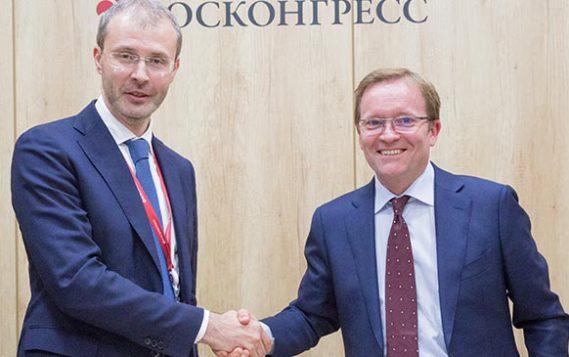 Компания Aggreko подписывает меморандум о взаимопонимании  с губернатором Чукотского автономного округа