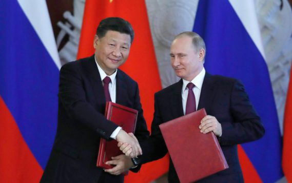 Россия и Китай подписали рекордный пакет соглашений о сотрудничестве в ядерной сфере