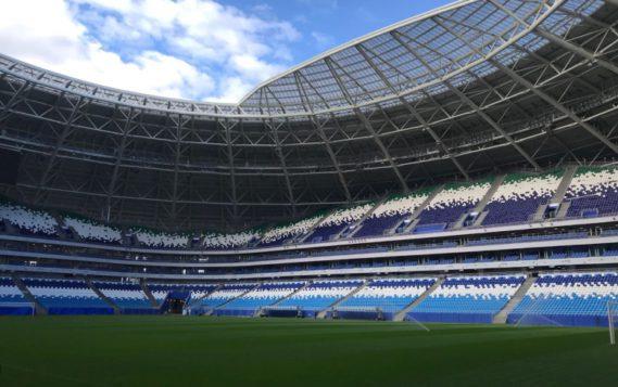 Андрей Черезов: «Готовность сетей внешнего и внутреннего электроснабжения стадиона «Самара арена» находится на высоком уровне»