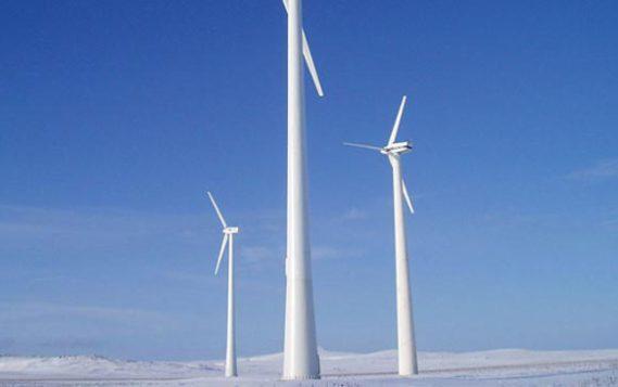 Оборудование для арктического ветропарка доставлено в Якутск
