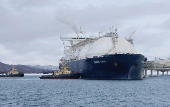 Российский СПГ впервые доставили в Китай по Северному морскому пути