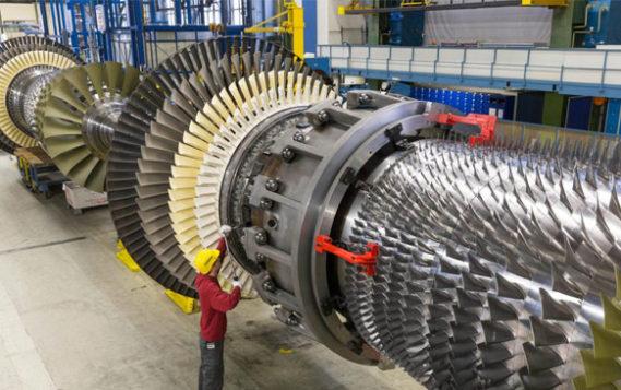 Испытания первой в России газовой турбины большой мощности возобновятся в 2019 году