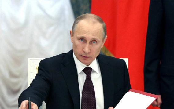 Президент подписал закон об ускорении газификации регионов России