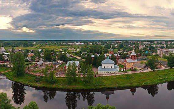 Территория опережающего развития появится в новгородском городе Боровичи