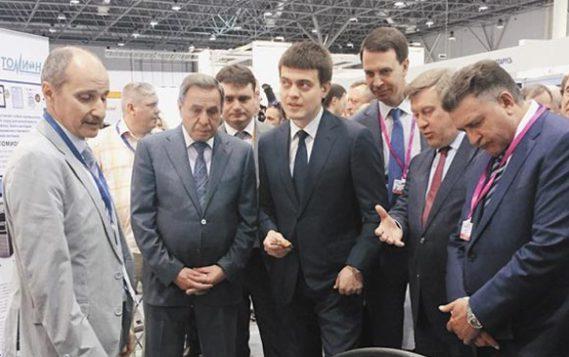 «Бизнес Диалог» выступит оператором международного  форума и выставки «Технопром-2018»