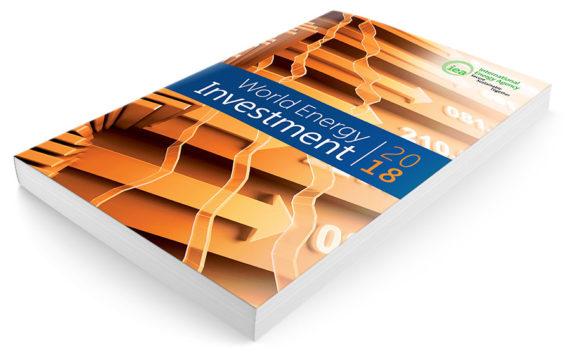 Глобальные инвестиции в энергетику в 2017 году составили $1,8 триллиона