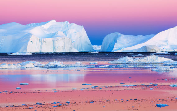 Учёные нашли в Арктике «тепловую бомбу»