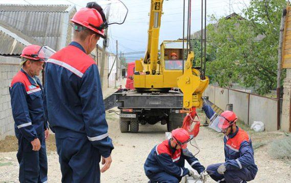 «Россети» завершили в Дагестане самые масштабные учения энергетиков страны