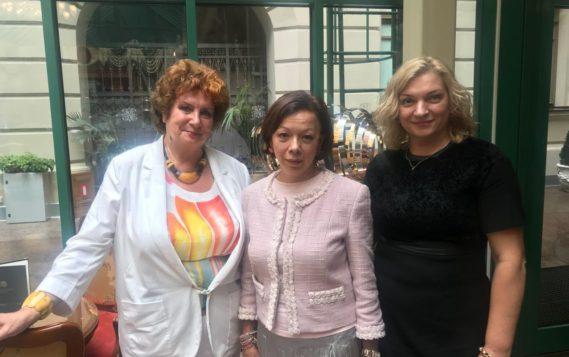 Заседание оргкомитета «РЭФ-2018» состоялось Москве