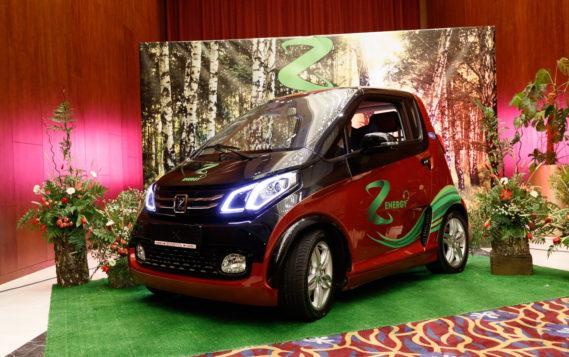 В Белоруссии будут делать китайские электромобили Zotye для России