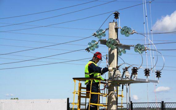 Во Владимирской области восстановлено основное электроснабжение, нарушенное прохождением грозового фронта