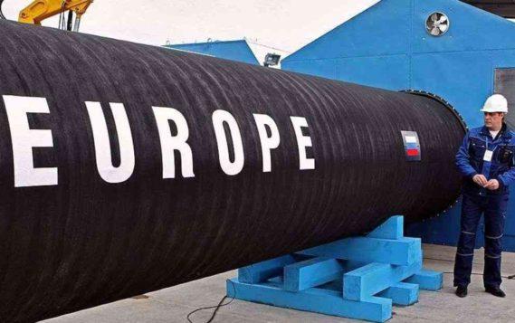 Меркель заявила о невозможности отказа от российского газа