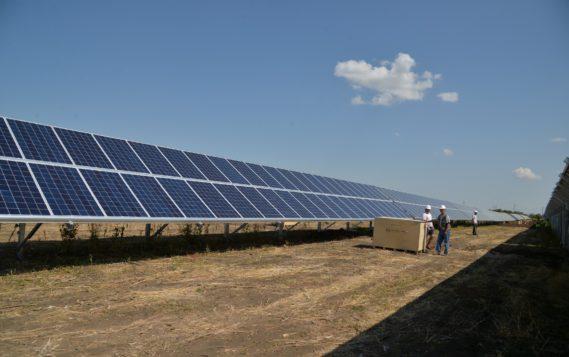 В Новокуйбышевске готовят документы на ввод первой очереди солнечной электростанции