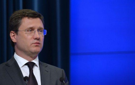 Александр Новак принял участие в церемонии запуска ПГУ-230 МВт имени Али Ганеева