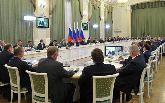 Состоялось заседание Президентской Комиссии по вопросам стратегии развития ТЭК и экологической безопасности