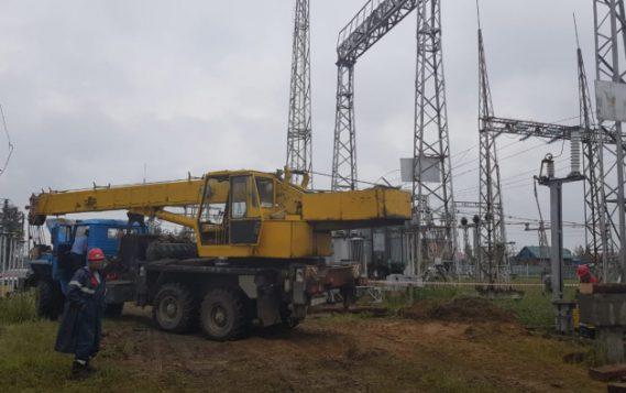 Энергетики Горного улуса Якутии проводят реконструкцию сетей