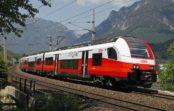 Австрия запустит аккумуляторные поезда