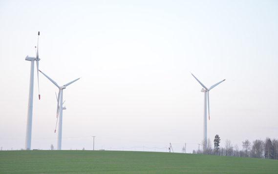 В Липецкой области построят первую ветроэлектростанцию за 1 млн евро