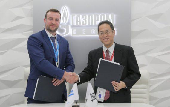 Mitsui & Co может подписать с «Газпромом» меморандум о «Балтийском СПГ»
