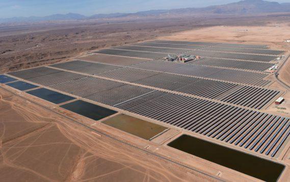 Солнечные и ветровые электростанции принесут в Сахару дождь.