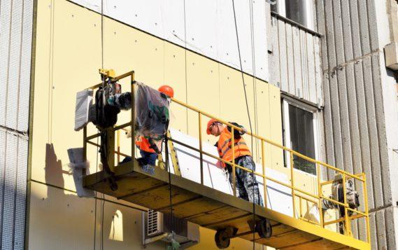 Владимир Якушев: за пять лет действия программы капитального ремонта свои жилищные условия смогли улучшить 17 миллионов россиян