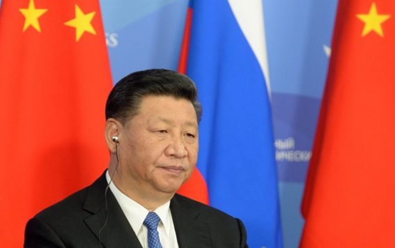 Си Цзиньпин назвал перспективной идею энергокольца в северо-восточной Азии