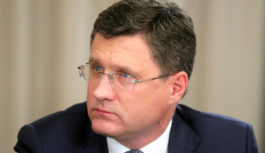 Открытый диалог с Александром Новаком