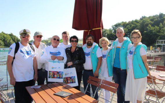 Команда из Калининграда – призер международных соревнований солнечных лодок Wildauer Solarbootregatta 2018