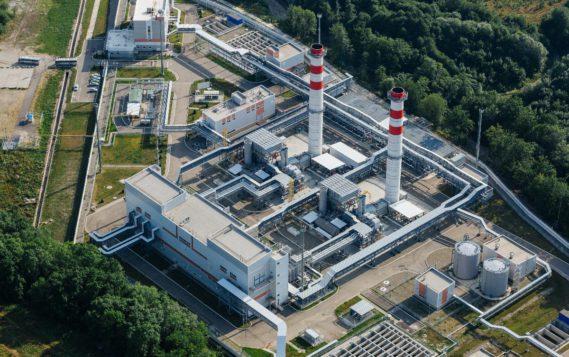 С начала года Джубгинская ТЭС увеличила выпуск электроэнергии на 7,2%