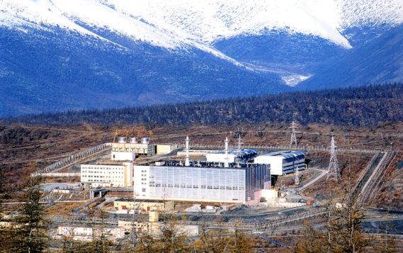 Завершено проектирование замещающей станции в Билибино.