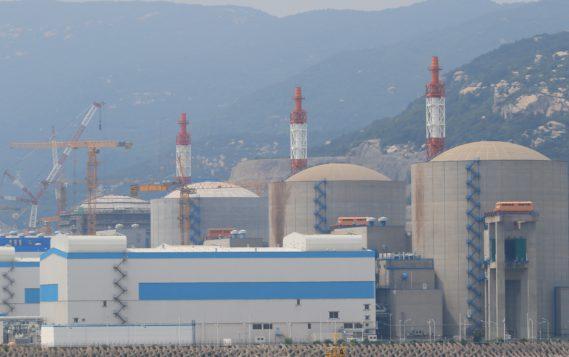 Запустили 4-й энергоблок Тяньваньской АЭС в Китае, построенный при содействии РФ