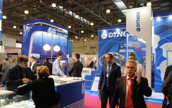 В МВЦ «Крокус Экспо» начала работу 15-я Международная выставка «Силовая Электроника»