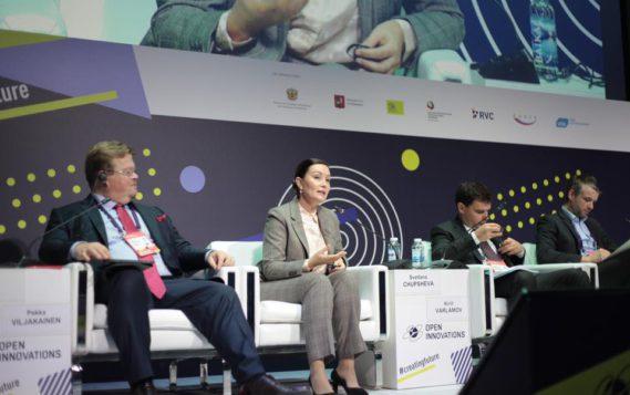 Участники VII московского международного форума «ОТКРЫТЫЕ ИННОВАЦИИ» обсудили новые векторы знаний