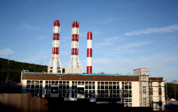 Мини-ТЭЦ на о.Русский за 9 мес увеличили производство электроэнергии на 4,5%