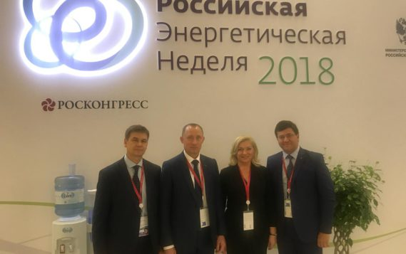 Генеральный директор  компании «Системный Консалтинг» провел ряд деловых встреч  в рамках РЭН-2018