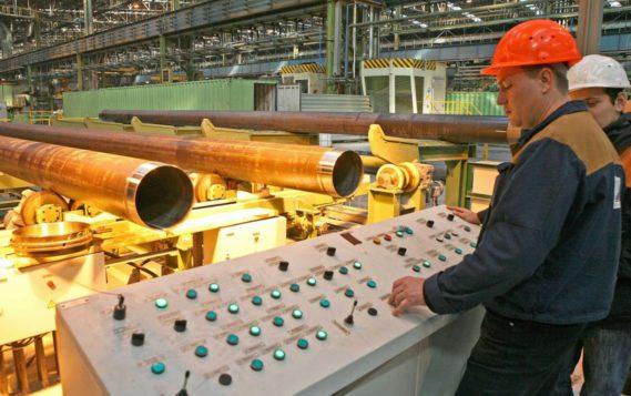 ТМК разработает для «Газпрома» инновационные трубы со встроенными сенсорами