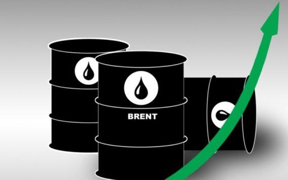 Цена нефти Brent выросла до $84,31