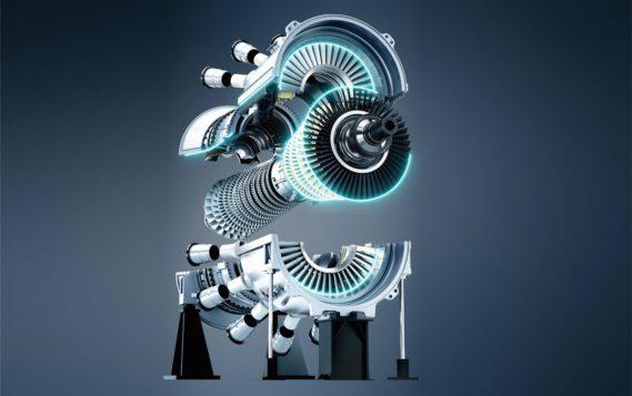 «Сименс» представил сверхмощную газовую турбину HL-класса