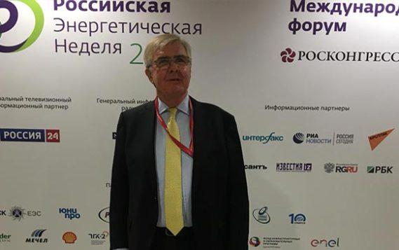 Лорд Джон Десмонд Уэверли прибыл с рабочим визитом в Россию