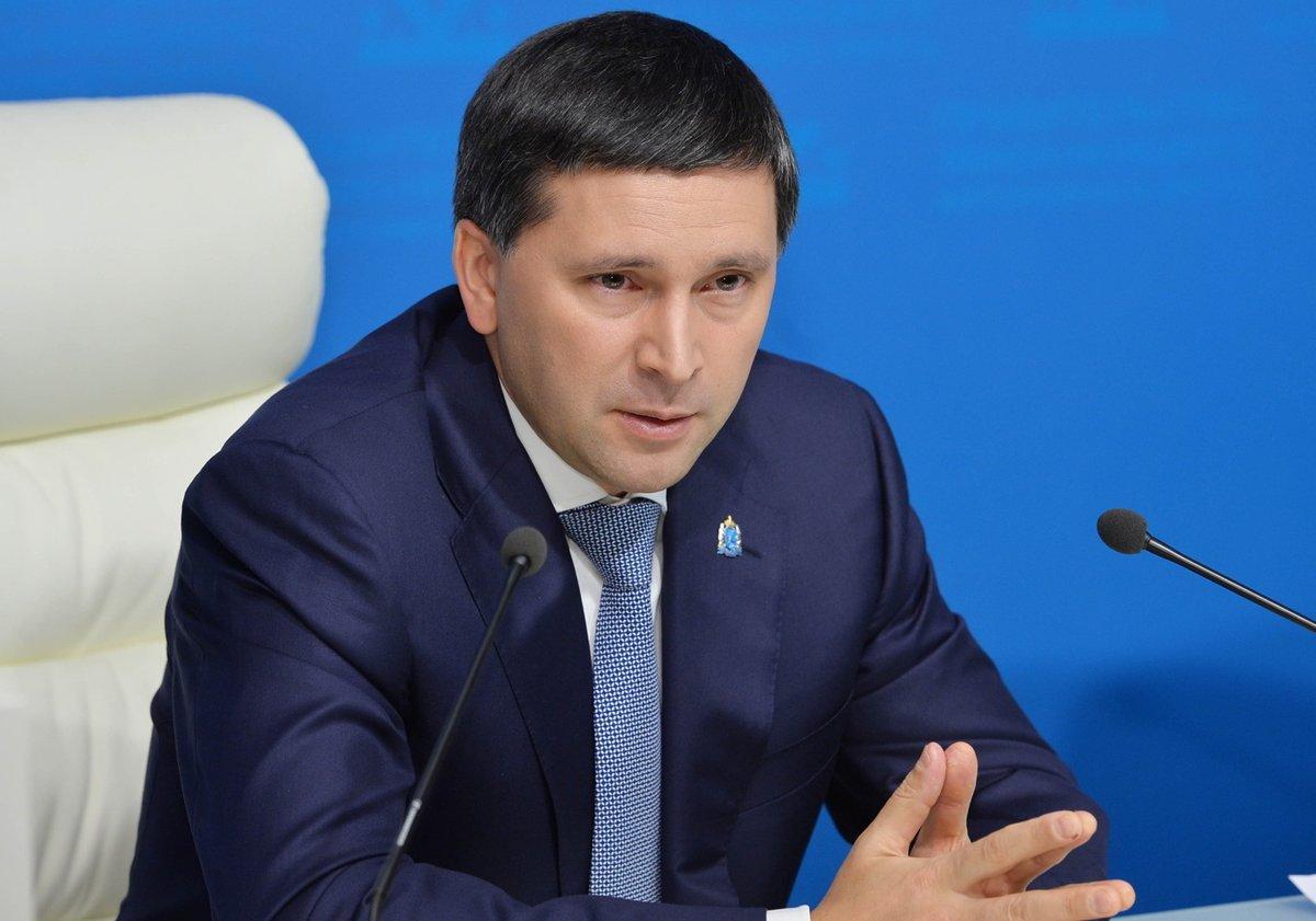 Дмитрий Кобылкин Министр природных ресурсов