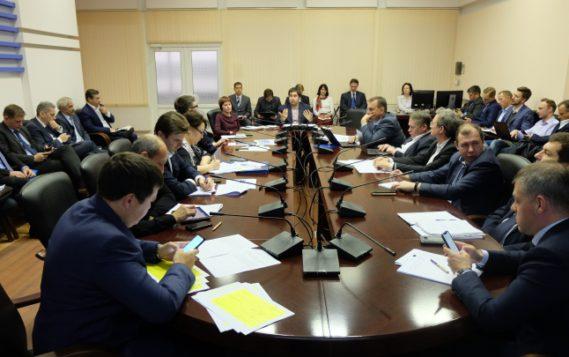 Евгений Грабчак провел совещание по вопросу цифровизации и внедрения интеллектуальных систем управления в электроэнергетике