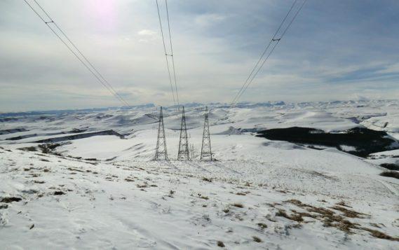 ФСК ЕЭС установила почти 5 тыс. защитных устройств на ЛЭП Северного Кавказа в зоне обитания краснокнижных птиц