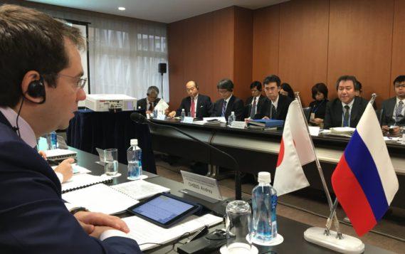 Российско-Японская рабочая группа по городской среде сконцентрируется на проекте «Умный город»