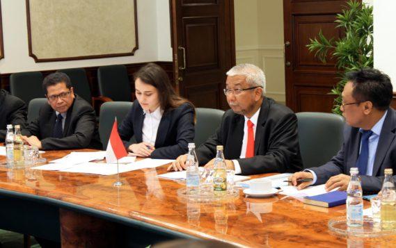 Состоялось очередное заседание Российско-Индонезийской рабочей группы по сотрудничеству в области энергетики