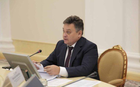 Андрей Черезов: «Мы будем в течение следующего года пересматривать еще порядка 30 нормативно-правовых актов, которые сильно устарели»