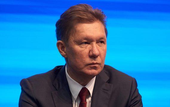 Алексей Миллер обсудил с главой минэнерго ФРГ «Северный поток — 2»