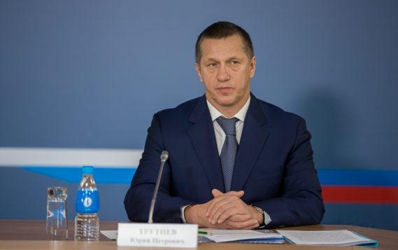 Юрий Трутнев обсудил с главами китайских компаний сотрудничество на Дальнем Востоке