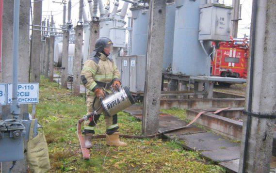 В Вологодской энергосистеме прошли учения по ликвидации условной аварии