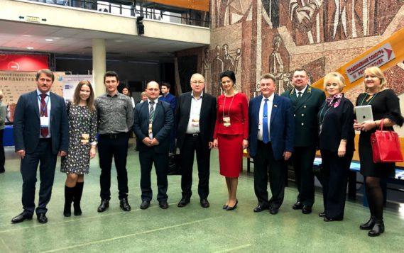 Директор издательства «Региональная энергетика и энергосбережение» Тамара Мордасова выступила на Международном экологическом форуме в Калуге