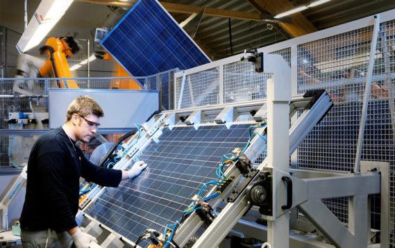 Ученые из МГУ предложили способ масштабирования солнечных батарей